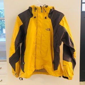 Note Face Rain Jacket